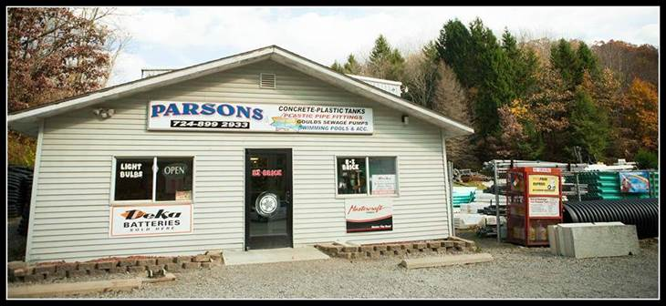 about parsons inc hookstown pa about parsons inc hookstown pa